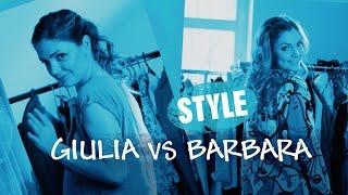 Monica Chef - Giulia vs Barbara Style