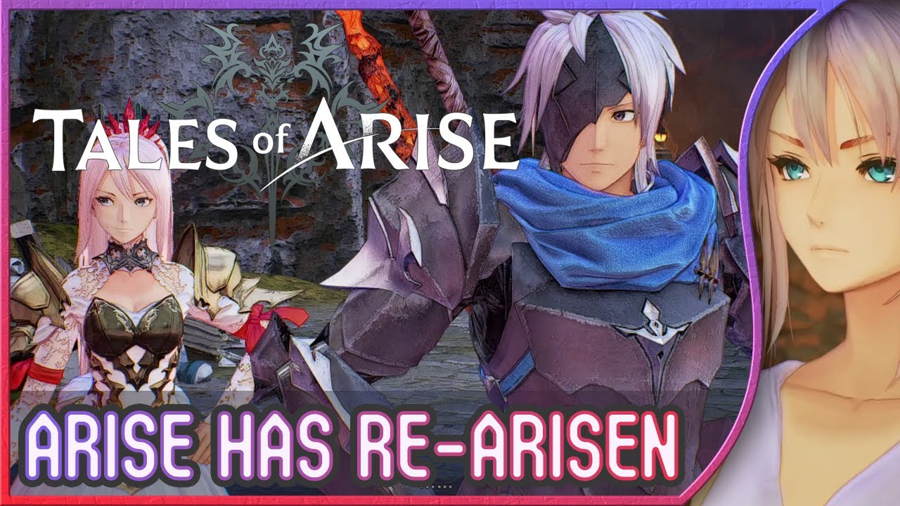 Tales of Arise Gets A New Trailer With More Info Coming Soon   JRPG Breaking News