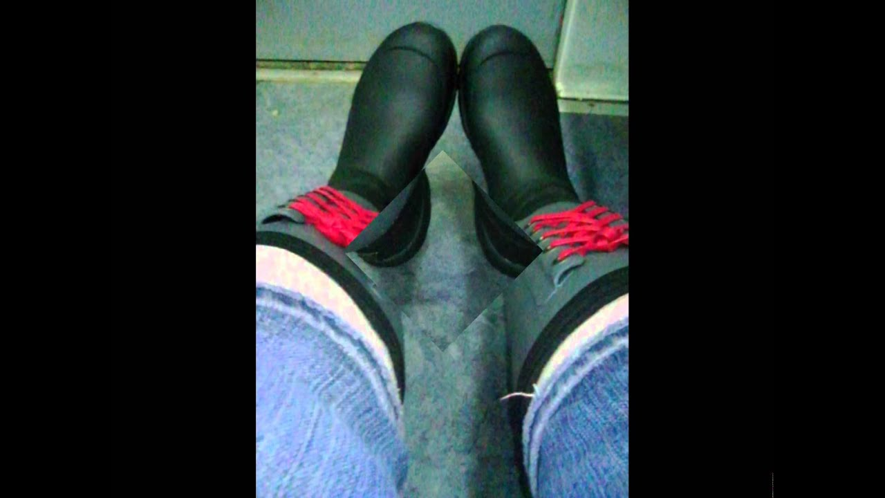 My new MUCKBOOTS AEL-160 Arctic Excursion Lace Tail 9. - YouTube