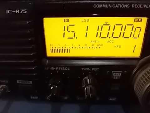 Voice of America, via Tinang PHILIPPINES - 15110 kHz