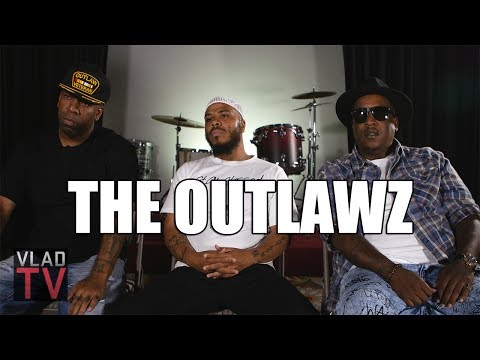 Napole, Edi & Noble  2Pac Movie Causing Rift in Outlawz Relatiship