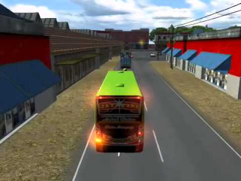 Haulin Bus Mod Indonesia (JAYAMAHE Goyang Cikampek) (LFC)