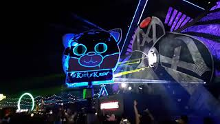 Alan Walker, Sabrina Carpenter & Farruko - On My Way (Da Tweekaz Remix) @ EDC Las Vegas 2019