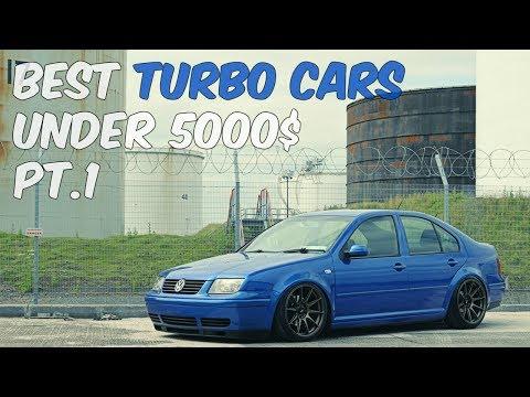 Best Turbo Cars Under 5000$ pt.1
