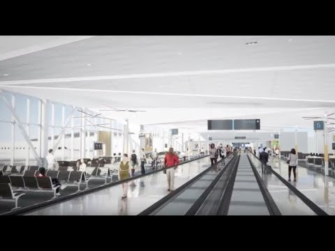 Memphis International Airport Modernization Update