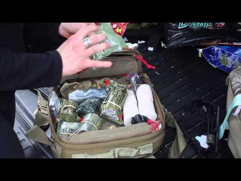 Patriot Nurse's Vehicle Trauma Bag!