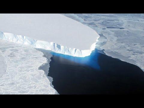 La Nasa advierte por rápida desintegración de un glaciar de la Antártida, el más grande del mundo