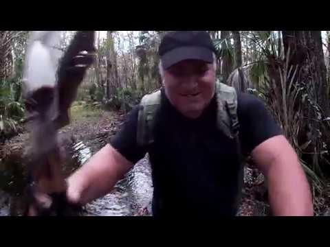 Bigfoot Sighting Investigation BFRO Report #42978 - Cypress Creek Preserve - PART ONE