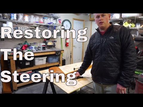Restoring The Tiller, Rudder, And Daggerboard, How To (Pt 1)-Ep 4: