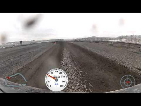 WDCR RallyX 2016 #1 Katie 4th Morning Run 45 PR 174