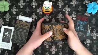 Madame Endora's Fortune Cards Unboxing