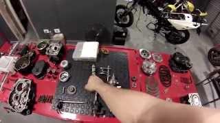 R.A.Motors - Motor completo CRZ 150 (Parte 1)