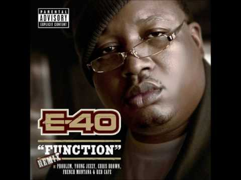E40 ft. Young Jeezy, French Montana, Red Cafe, Chris Brown-