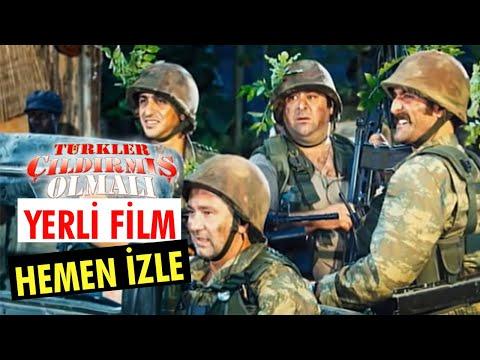 Türkler Çıldırmış Olmalı - Tek Parça Film (Yerli Film)