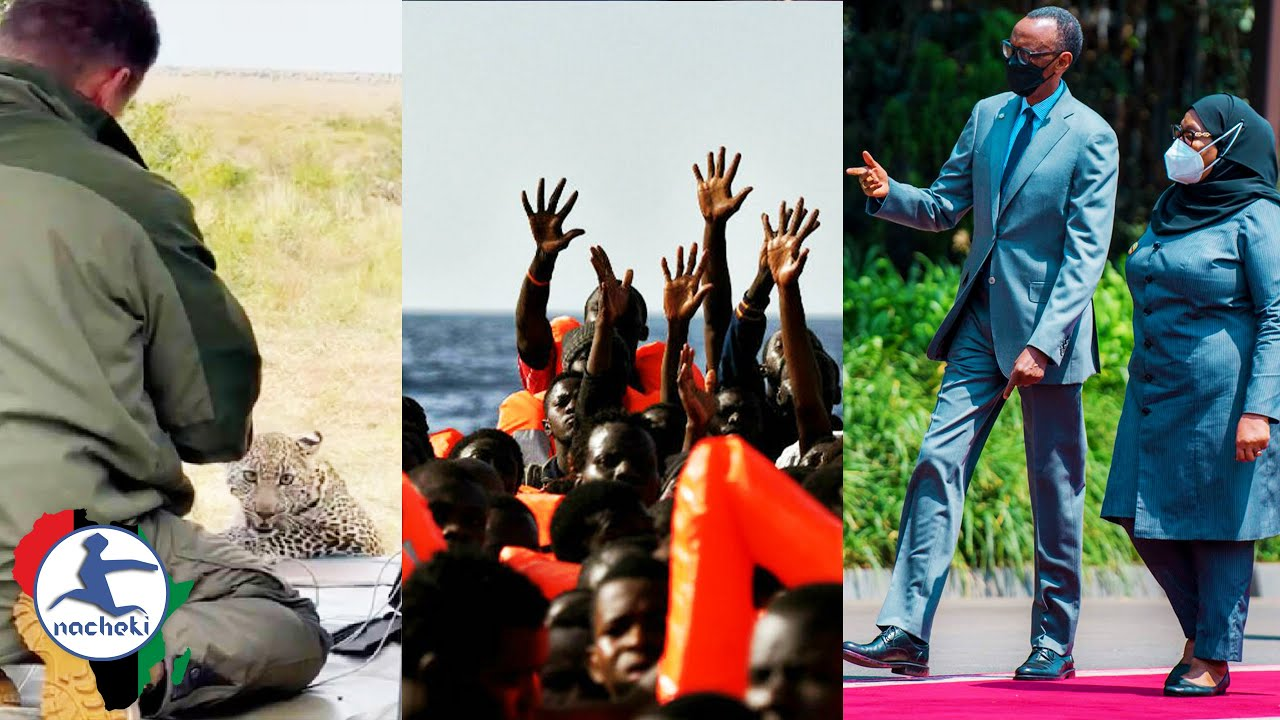 Maasai Mara Bans Tourists for Stupidity, 700 Saved from Mediterranea Sea, Rwanda Tanzania Sign Pact