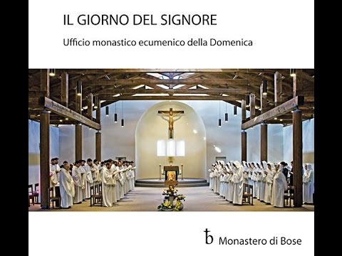 Canti della liturgia di Bose Magnificat (Cantico Nt 1) tratto dal cd Il giorno del Signore
