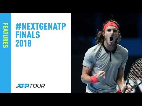 Next Gen ATP Finals - 2018 Behind the Scenes Documentary
