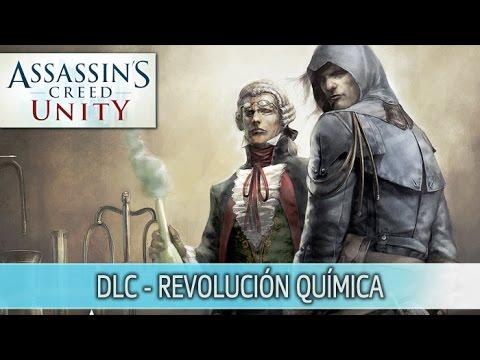 Assassin's Creed Unity - Guia Walkthrough - DLC - Revolución química al 100%   Español