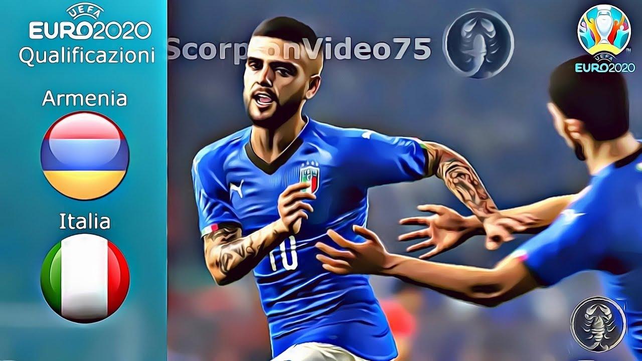 Armenia 🆅🆂 Italia | Qualificazioni Euro 2020