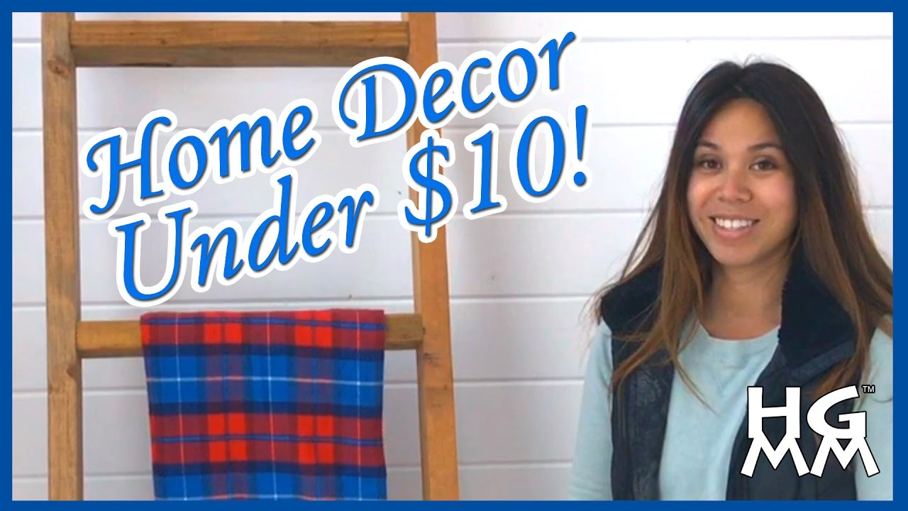 DIY Ladder Shelf for under $10 | Ana White