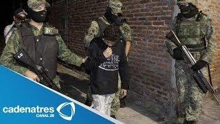 """Liberan a Edgar Jimenez Lugo """"El Ponchis"""" / Ponchis deja prisión"""