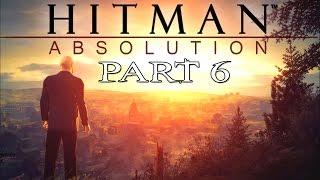 Hitman Absolution Walkthrough Gameplay - Part 6 - GUN SHOP (PC, PS3, XBOX 360)