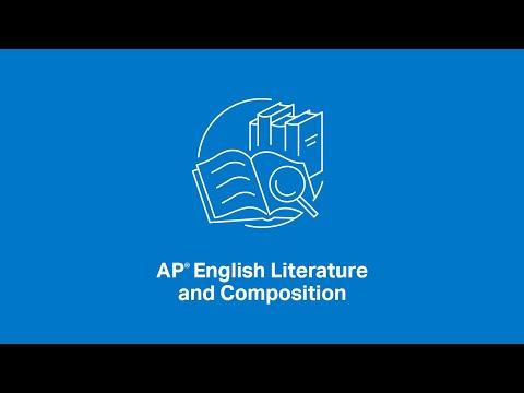 AP English Literature: Timed AP Exam Practice #1