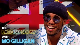 Anderson Paak's English Accent | The Lateish Show With Mo Gilligan