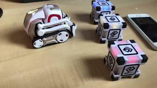 ANKI COZMO ROBOT Met Emoties! 😁Nederlands The CodeRebels DEMO 1.
