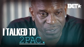 that one time he solidified his legacy i talked to 2pac