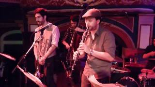 Early Jazz Band at the Rialto Theatre Vintage Swing Ball