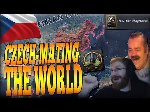 CZECHMATE! WHAT HAPPENS WHEN A BOOMER TRIES TO GET ALL HOI4 ACHIEVEMENTS!? - Hearts of Iron 4 |