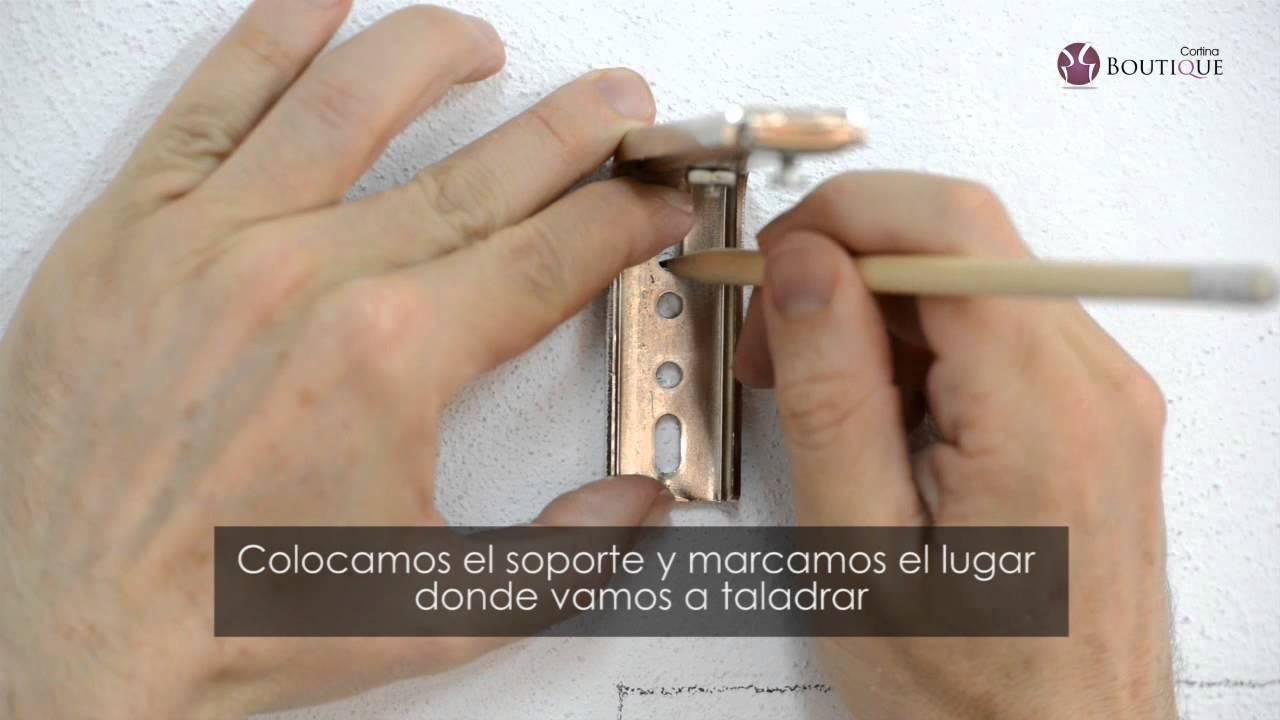 Cortinas De Lamas Verticales Leroy Merlin Finest Cortinas De  ~ Riel Panel Japones Leroy Merlin