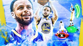 99 OVR STEPHEN CURRY GREENS HALF COURT GAME WINNERS on NBA2K20!