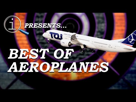 QI Compilation | Best Of Aeroplanes
