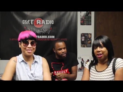 GMT Radio The HIp Hop Hang out EP 2!!
