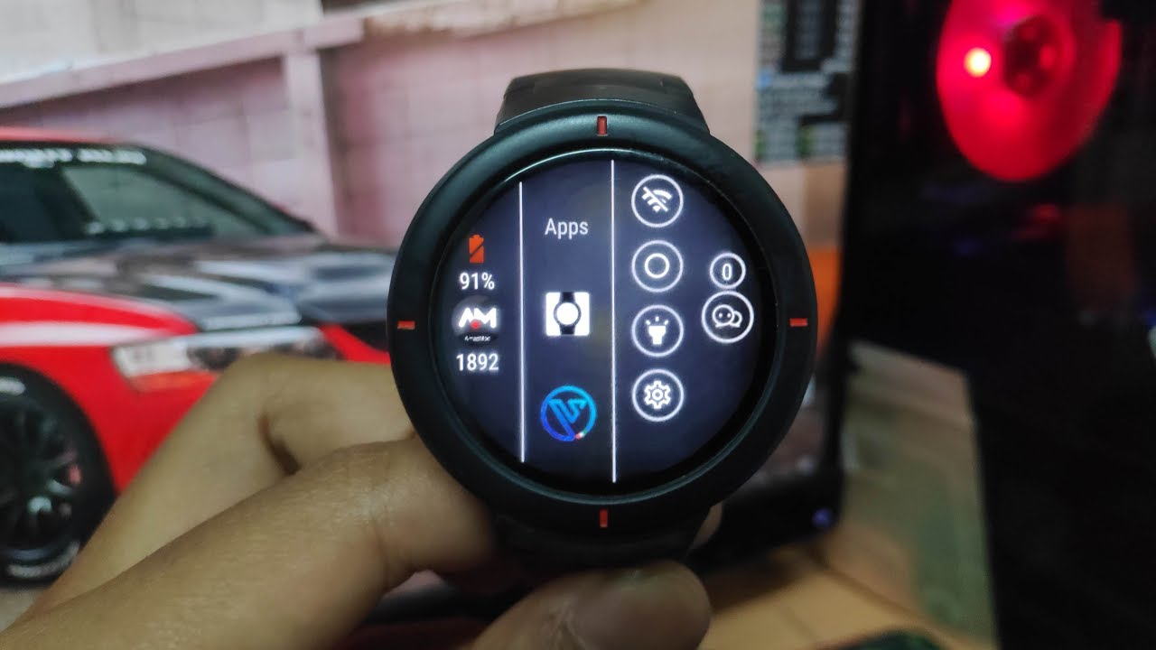 INSTALL AND UNINSTALL AMAZMOD IN AMAZFIT WATCH