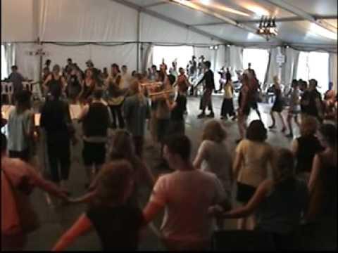 Dusha Balkana - Jovano Jovanke - Workshops Woodford Folk Festival, QLD 2007