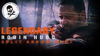 Legendary Robin Hood Split Arrow Shot [ENG SUB]