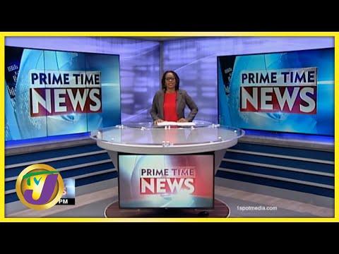 Jamaica's News Headlines   TVJ News - Oct 8 2021