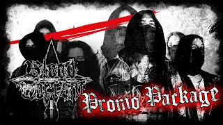 Blood Torrent - Promo Package Review - Black Metal - Dani Zed Reviews