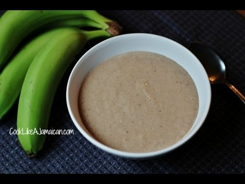 Jamaican Peanut Porridge Recipe #2