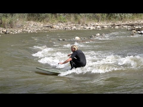 SURFING in NEW MEXICO