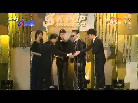 [HD] 130213 Big Bang March Top 2nd Gaon Chart K-Pop Awards