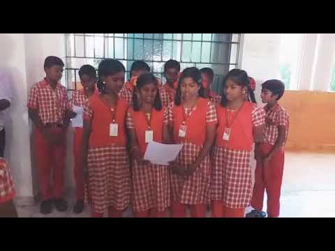National Anthem in tamil SCHOOL students