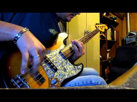 Jaco Pastorius Port of Entry Bass Solo
