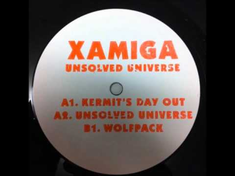 ALL XAMIGA FULL ALBUMS by Legowelt & Xosar