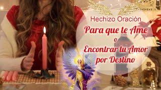 Hechizo Oración para que se Enamore de mi - FUERTE ORACIÓN ARCÁNGEL ANAEL