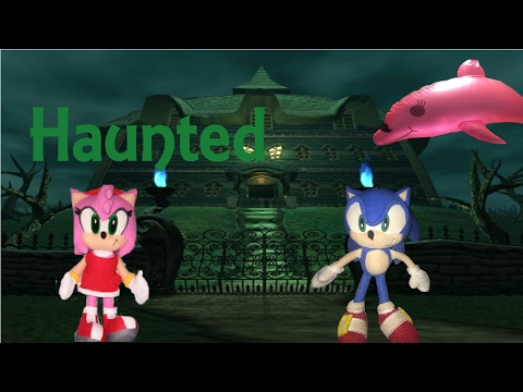 Sonic Plush Adventures- Haunted