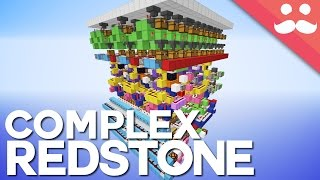 Minecraft: My Most Complex Redstone Contraption This Year